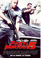 Fast and Furious 5 (A todo gas 5) (estreno 2011, 29 de abril)